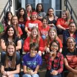 GAP Girls 2014-15-Group1